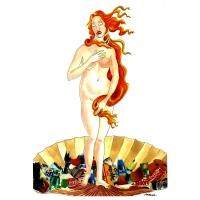 Harca - Zrodenie Venuše
