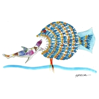 Harca - Veľká ryba, malá ryba