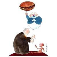 Harca - Hojnosť a hlad