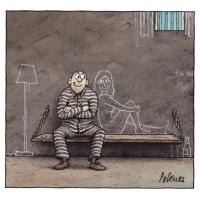 Pol Leurs - Väzeň