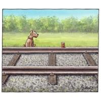 Pol Leurs - Čakanie na vlak