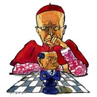 Marilena Nardi - Cardinal Bagnasco