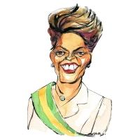 Marilena Nardi - Dilma Roussef