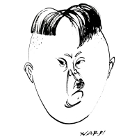 Marilena Nardi - Kim Jong Un