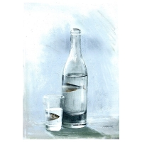 Luc Descheemaeker/O-SEKOER - Fľašová ryba