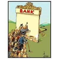 Jordan Pop-Iliev: Banka