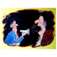 Jordan Pop-Iliev: Dialóg