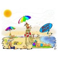 Jordan Pop-Iliev: Pláž