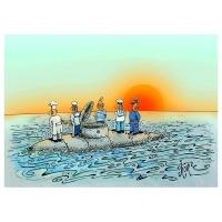 Jordan Pop-Iliev: Ponorka