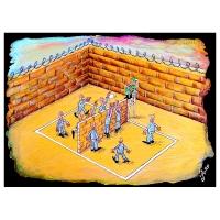 Jordan Pop-Iliev: Šport a väzni