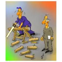 Jordan Pop-Iliev: Karikaturista