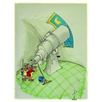 Jordan Pop-Iliev: Astronómia