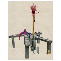 Willem Rasing - Smrť karikaturistu