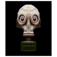 Willem Rasing - Plynová maska