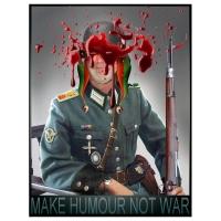 Willem Rasing - Rob humor nie vojnu