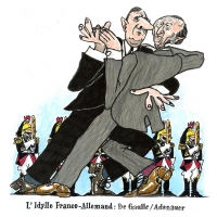 robert-rousso-de-gaulle-adenauer