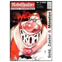Stabor-Chamtivosť-obálka časopisu