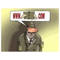 Stabor-Webová stránka v čase krízy