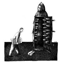 Constantin Sunnerberg - Karikaturista