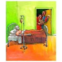 Luc Vernimmen - Nemocnica