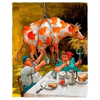 Luc Vernimmen - Farmársky život