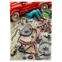 Luc Vernimmen - Bicykel