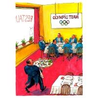 Luc Vernimmen - Olympijský tím