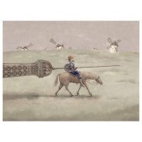 Florian Doru Crihana - Don Quijote
