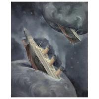 Florian Doru Crihana - Titanic v neexistujúcom svete