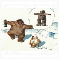 Oleg Dergačov-Inuitstory