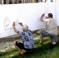 ImproCartoon - Ivan Popovič a Jano Valter (SK)