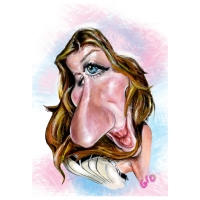 "Mariagrazia Quaranta - ""GIO"" - Giselle Bundchen"