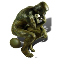 Géza Halász - Auguste Rodin