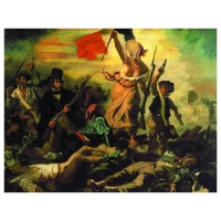 Géza Halász - Eugene Delacroix - Edvard Munch