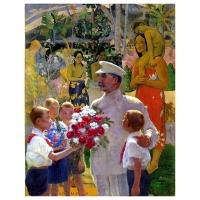 Géza Halász - Paul Gauguin - Boris Jeremievič Vladimirskij