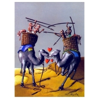 Luka Lagator - Láska a vojna