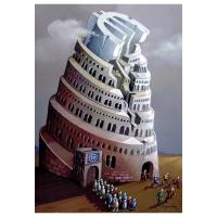Luka Lagator - Babylonská veža