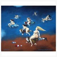 Pavel Matuška: Báječné ženy na létajících mužích