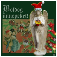 Géza Halász (HU) - Karácsony