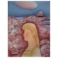 Marie Plotěná - Setkání s cherubem u Le Mont de Saint Michele