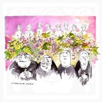 Marlene Pohle-Humor, víno a mágia