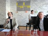 Dušan Junek a Stanislav Stankoci