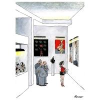 Robert Rousso - V múzeu