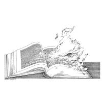 Haroutiun Samuelian - Kniha-oheň