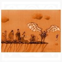 Stabor - Dejiny lietania