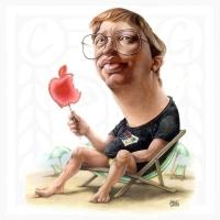 Achille Superbi-Bill Gates