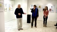 Vernisáž výstavy - Miroslav Vico, Fedor Vico, Eva Stojanova