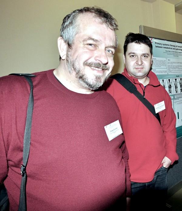 Oleg Goutsol a Viaceslav Kazanevski