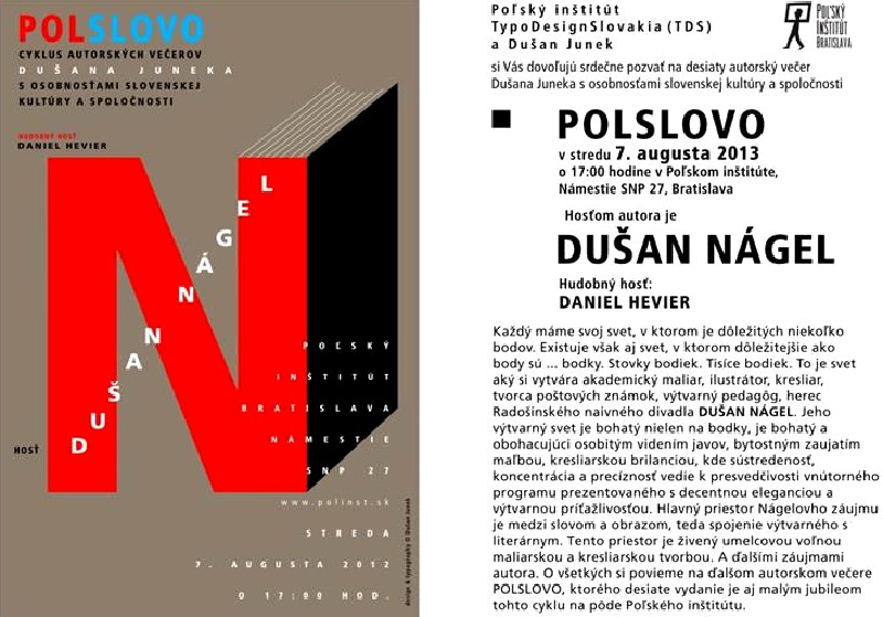 Polslovo-Dušan Nágel