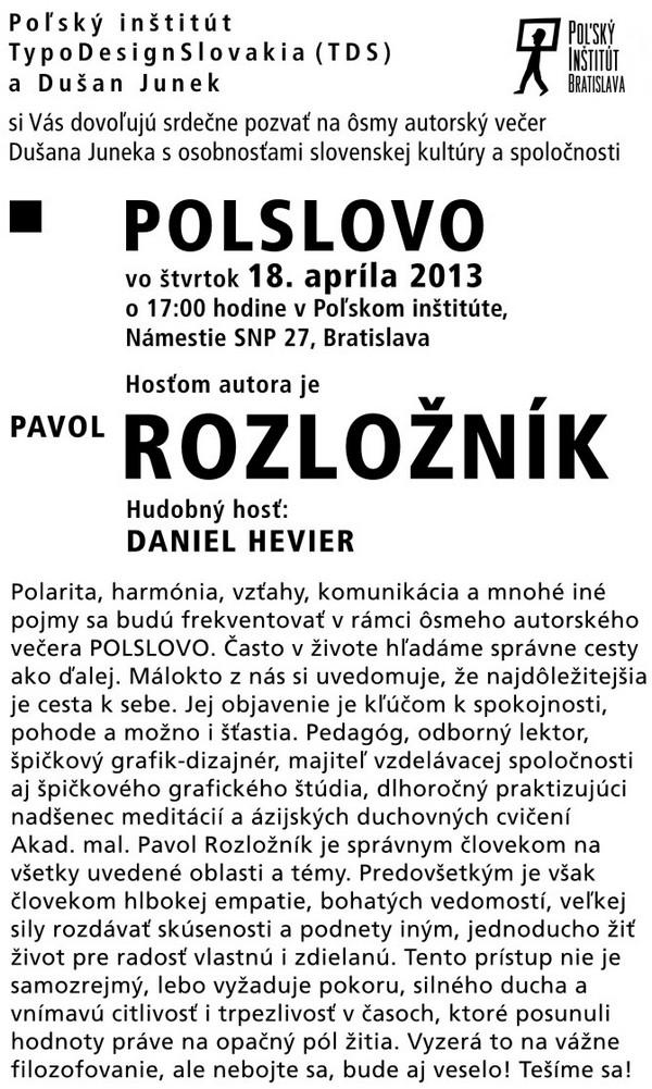 Polslovo-Rozloznik